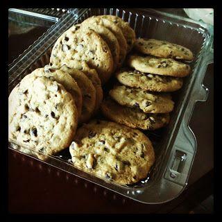 Publix Chocolate Chip Cookie Cake Calories