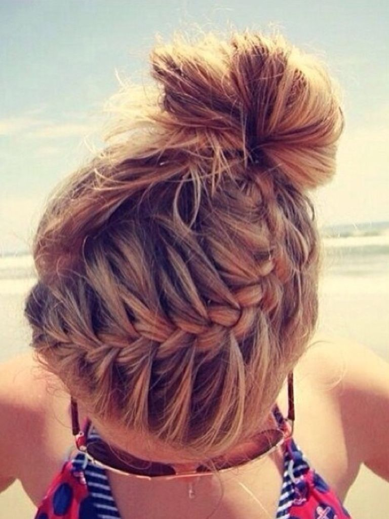 Beach braid braids pinterest beach braids
