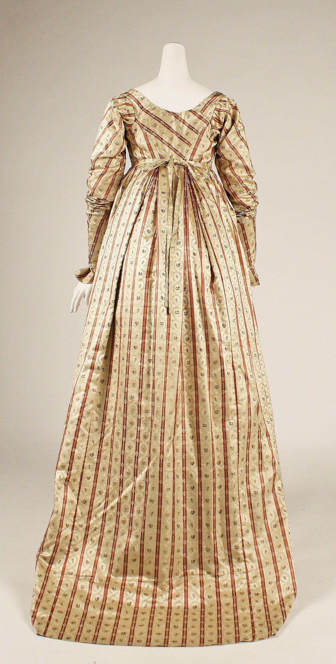 Ca dress british the metropolitan museum of art regency
