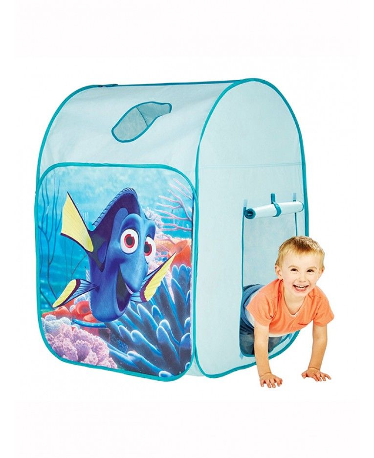 Official Finding Nemo and Finding Dory bedding and bedroom accessories all available with free UK delivery.  sc 1 st  Pinterest & Hang out with Dory under the sea in this easy to use pop up play ...