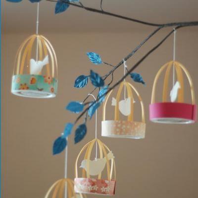 47++ Diy bird cage lanterns ideas