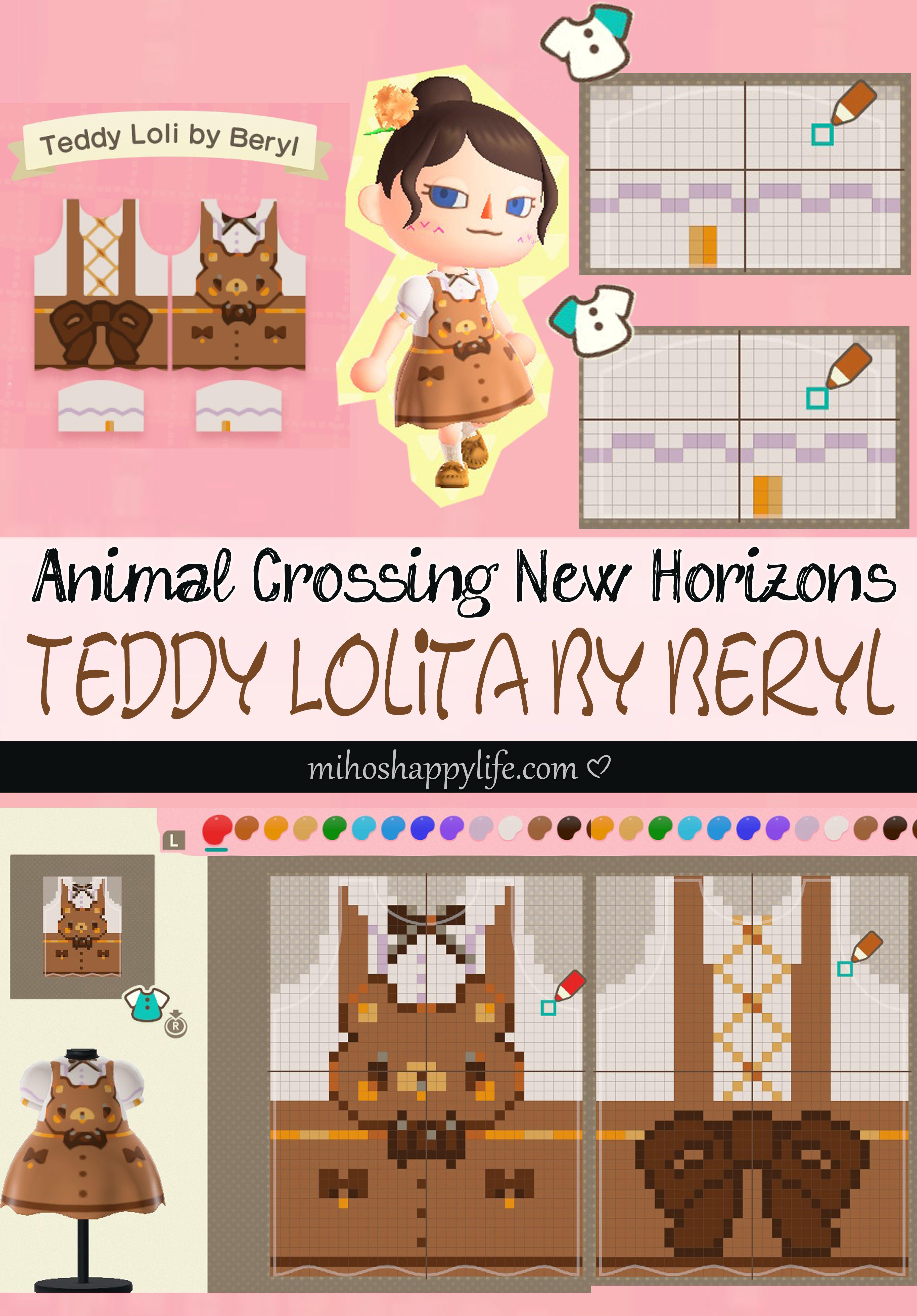 Pin On Animal Crossing Design Templates