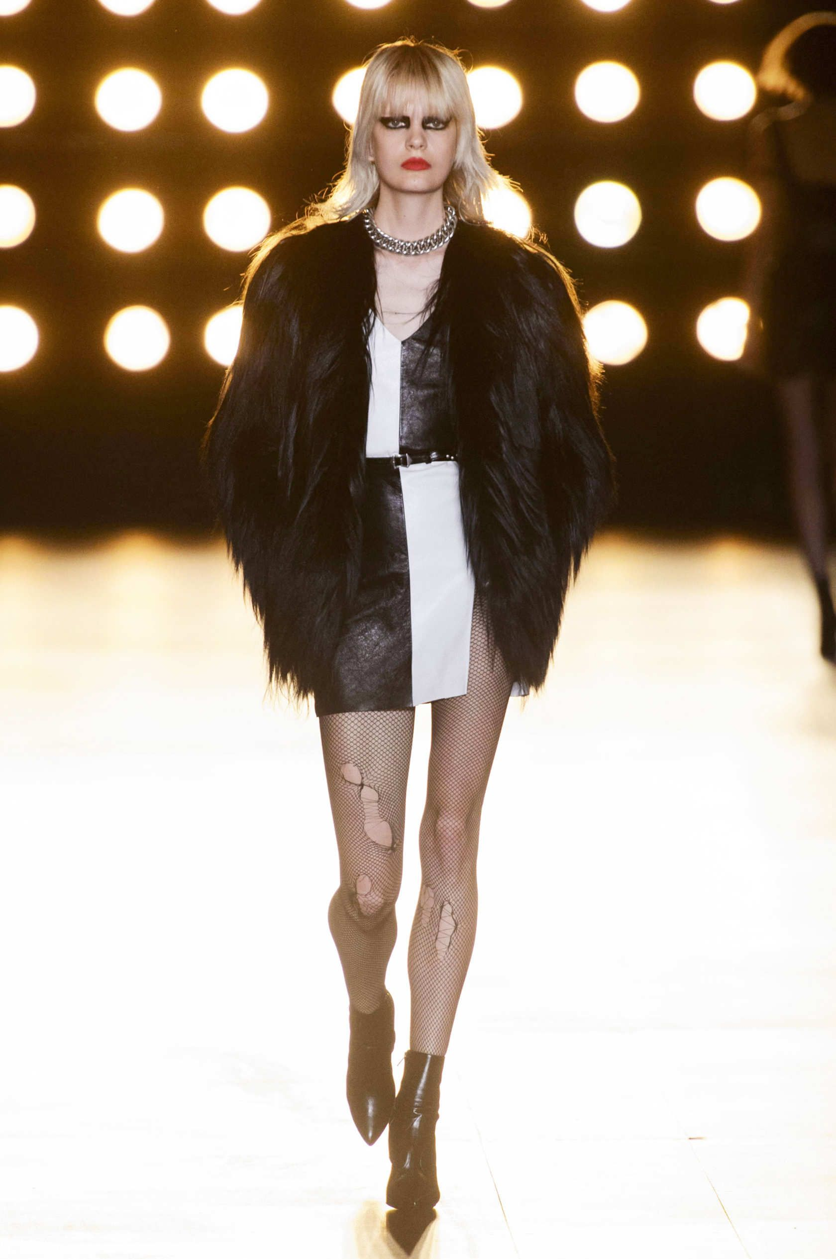 Saint Laurent Fall 2015