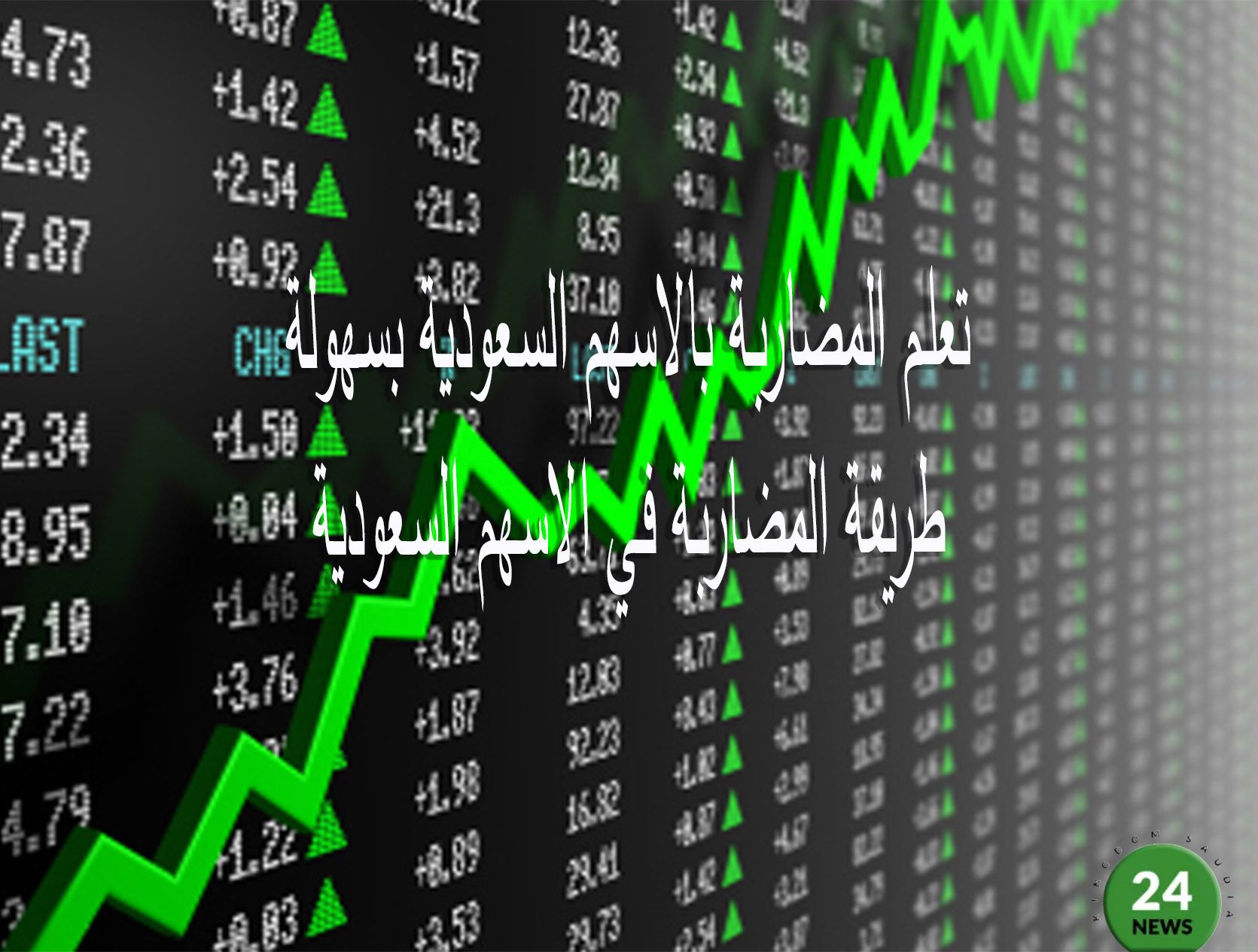 تعلم المضاربة بالاسهم السعودية بسهولة طريقة المضاربة في الاسهم السعودية Blog Posts Blog Post