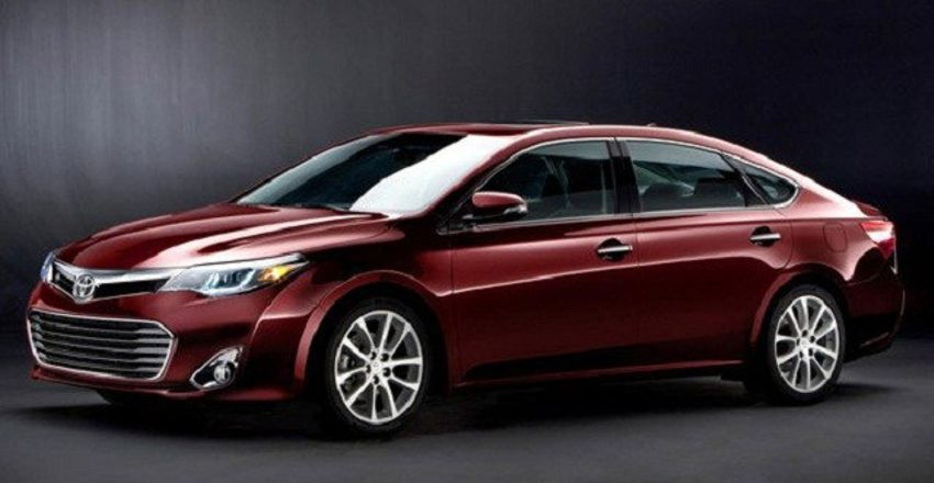 2019 Toyota Avalon Redesign Engine And Release Date
