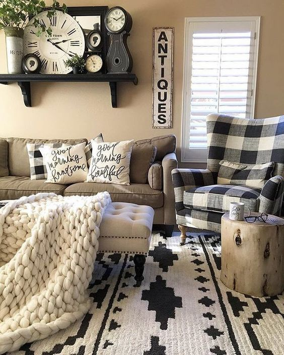 Photo of 53 Home decorating themes you should already own # designinteriores #livingroom …