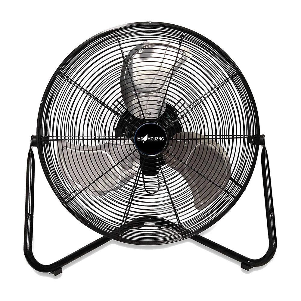 Ecohouzng 20 In High Velocity Floor Fan Ct40100tb Best Floor