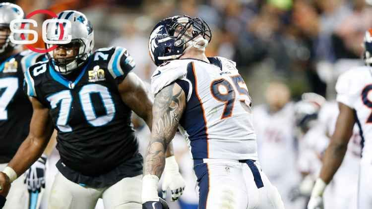 Super Bowl 50 -- Von Miller of Denver Broncos named Most Valuable Player
