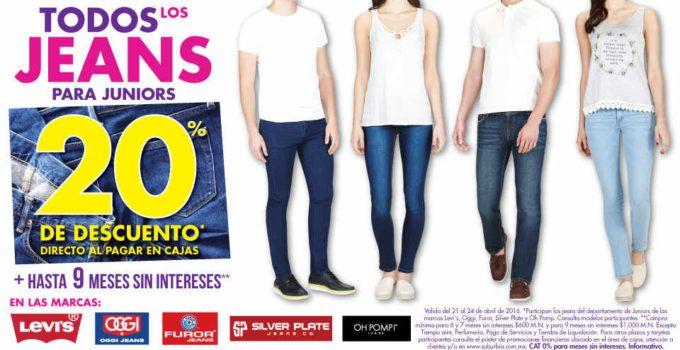 Suburbia 20 De Descuento En Jeans Para Juniors Jeans Ropa Moda