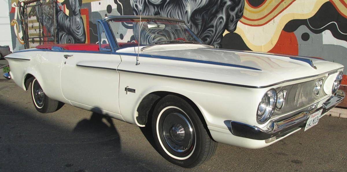 1962 plymouth fury convertible dream car pinterest. Black Bedroom Furniture Sets. Home Design Ideas