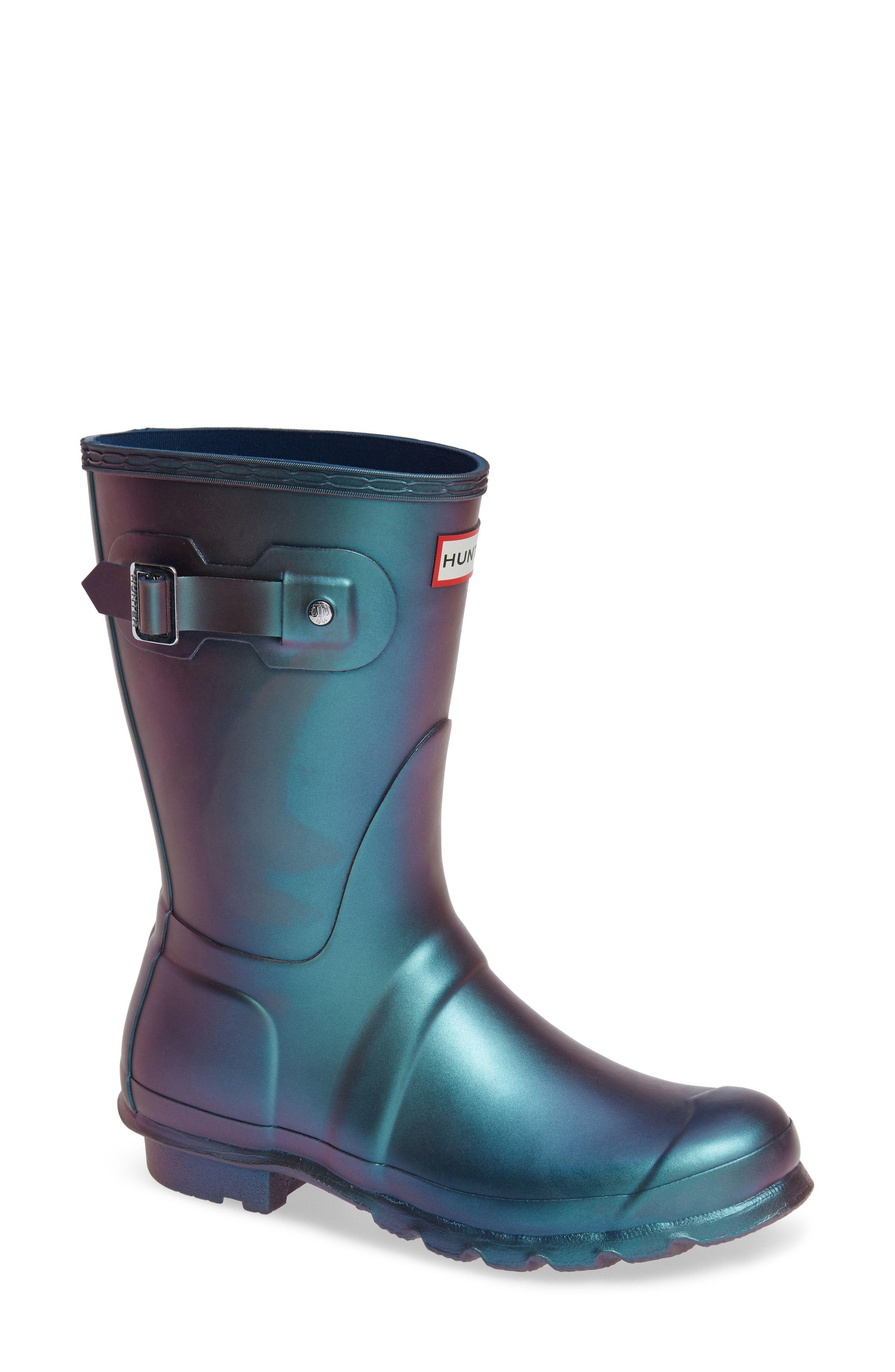 e21ba1623cd Hunter Original Short Nebula Rain Boot available at  Nordstrom