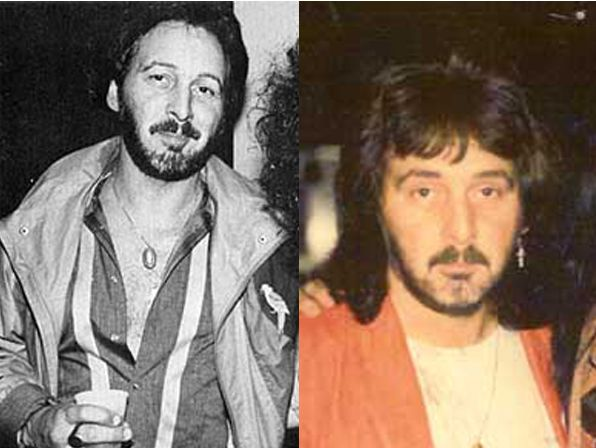 This Photo Of Peter Criss Without His Kiss Make Up On Was A Big