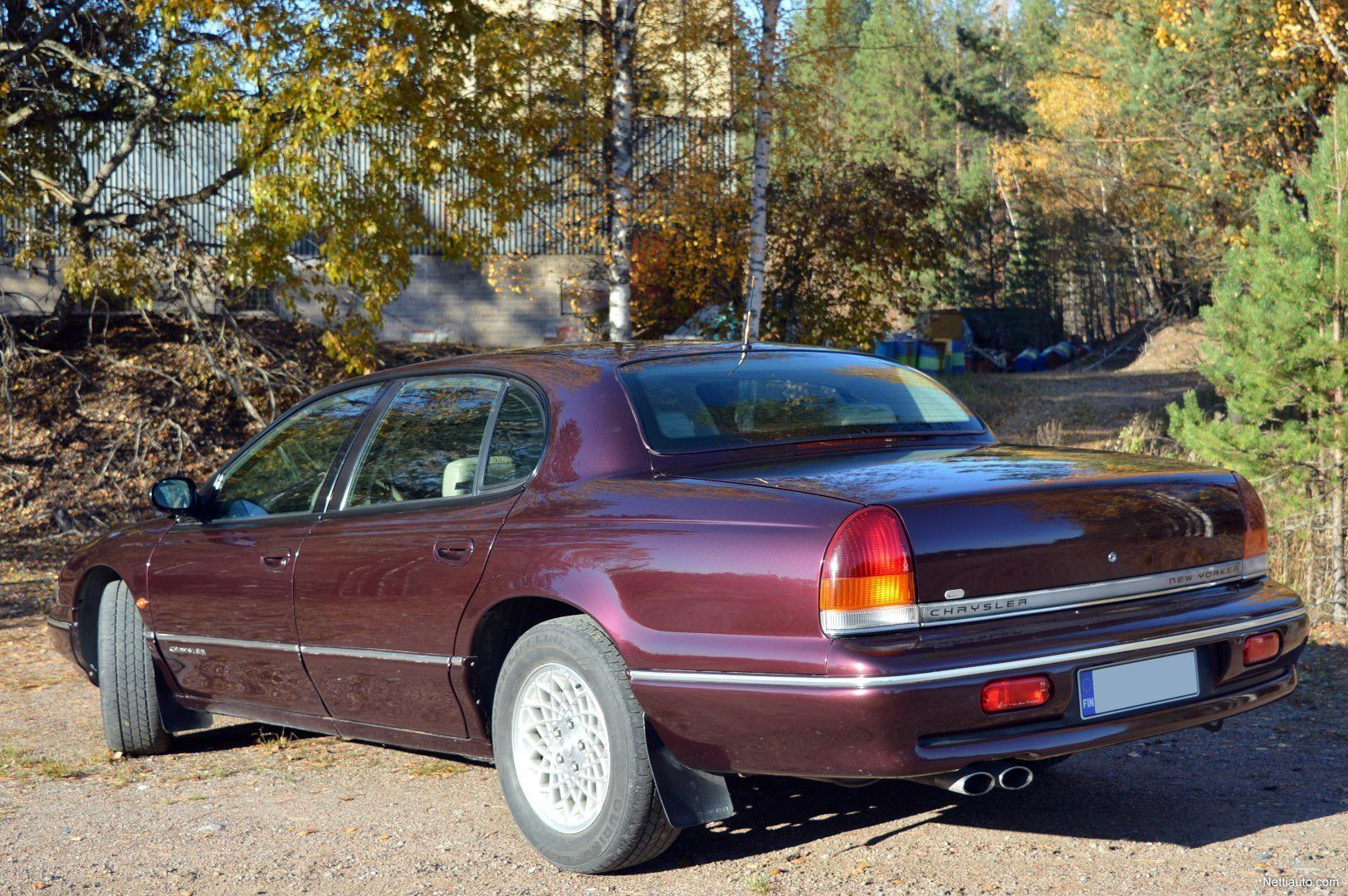 1996 Chrysler New Yorker With Images Classic Cars Chrysler
