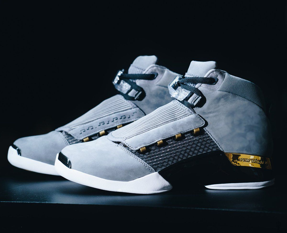 Reminder that the Trophy Room x Air Jordan 17 releases on October 28th  exclusively at Trophy Room for 275.