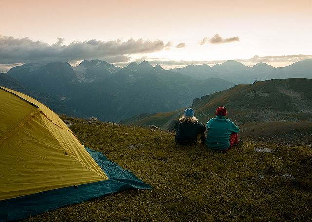 Make Camping Trip Romantic   Couples camping, Outdoor ...