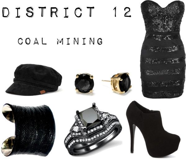 """""""District 12"""" by fandomsfangirl on Polyvore"""
