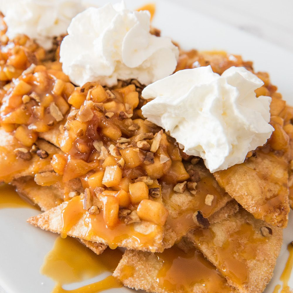 Apple Pie Nachos images