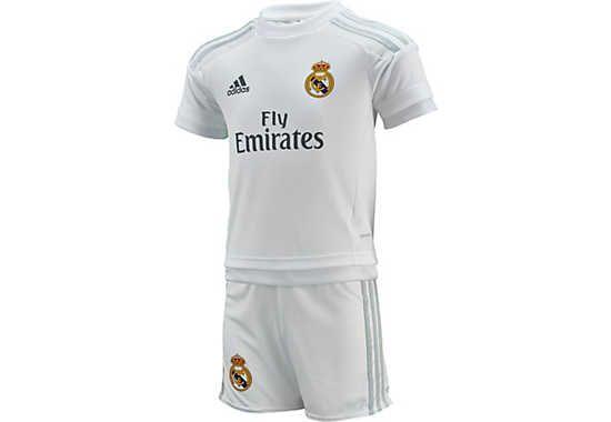 c4fb3f716db adidas Real Madrid Home Mini Kit 2015-2016
