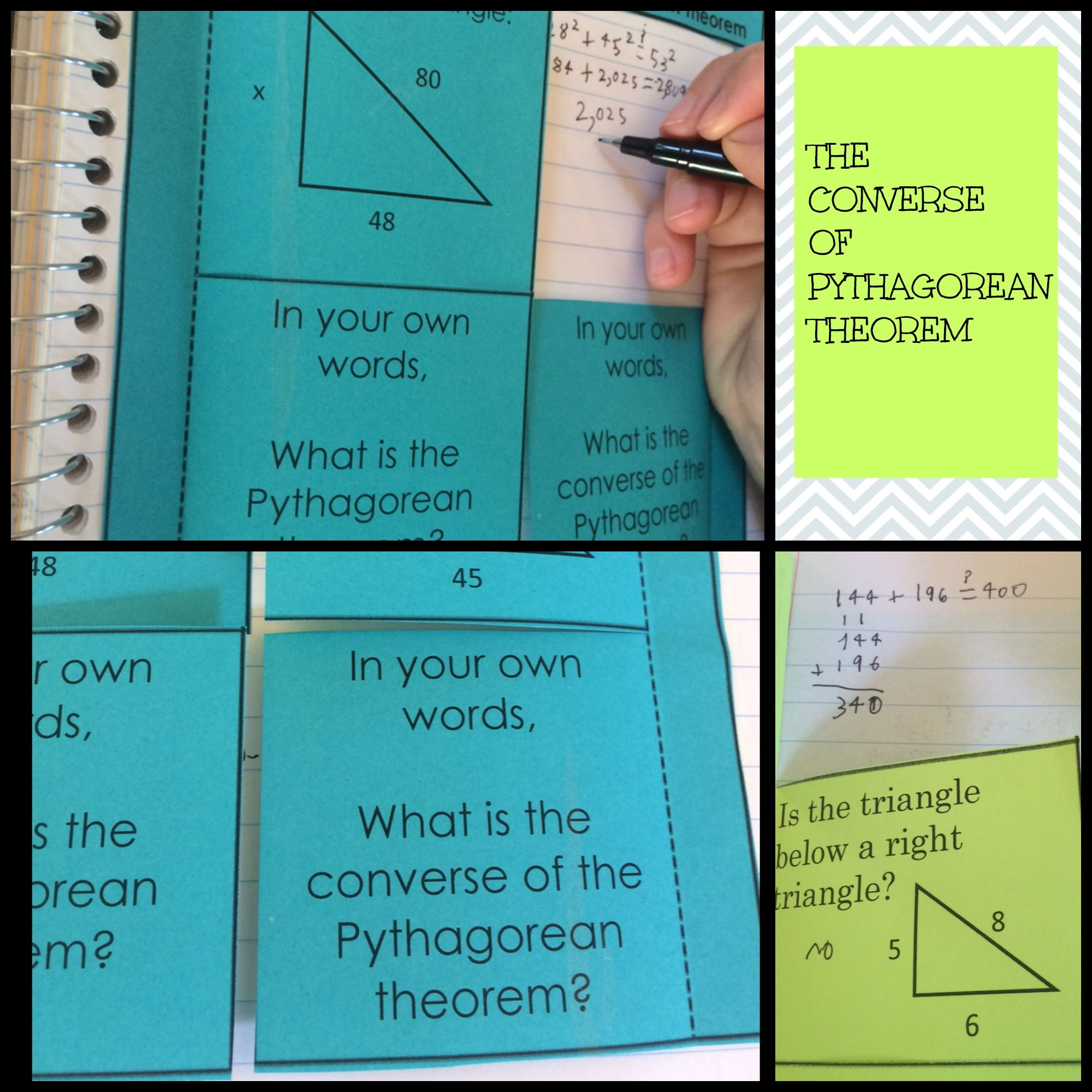 Multiply Binomials Interactive Notebook Foil And