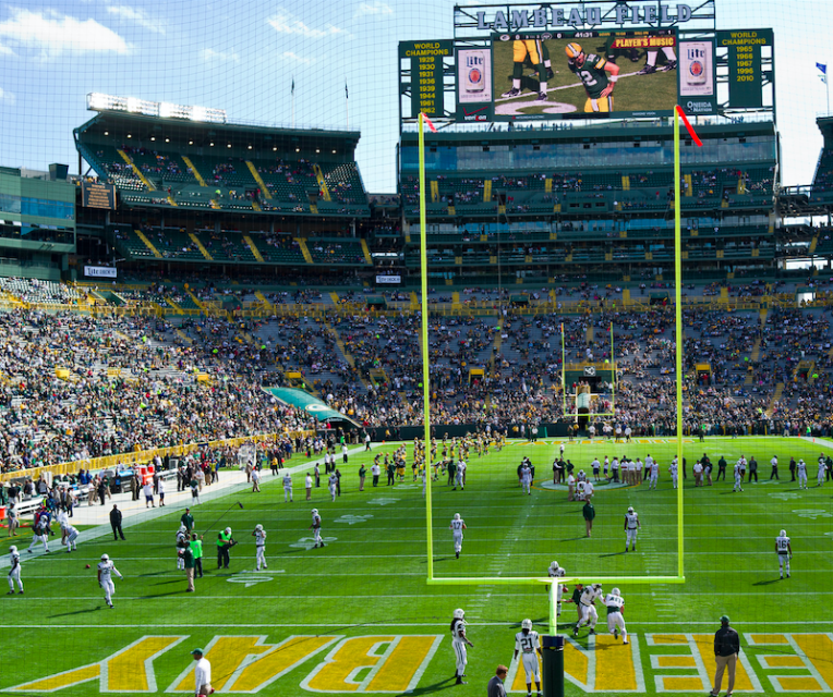 NFL reportedly planning on embedding data chips in footballs to gauge fieldgoals