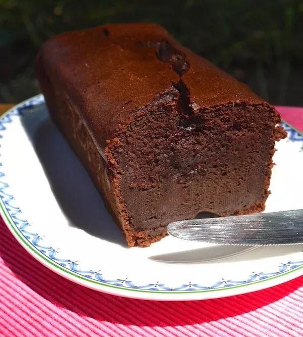 Fondant au chocolat allégé à la compote de pommes -   14 desserts Light chocolat ideas
