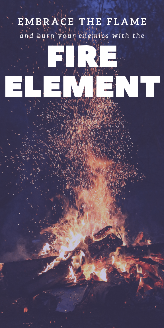 Herbs and Plants for Witchcraft Fire Element Herbs  Eclectic Witchcraft Embrace the flame and burn your enemies with the fire element Start your gardening adventure right...