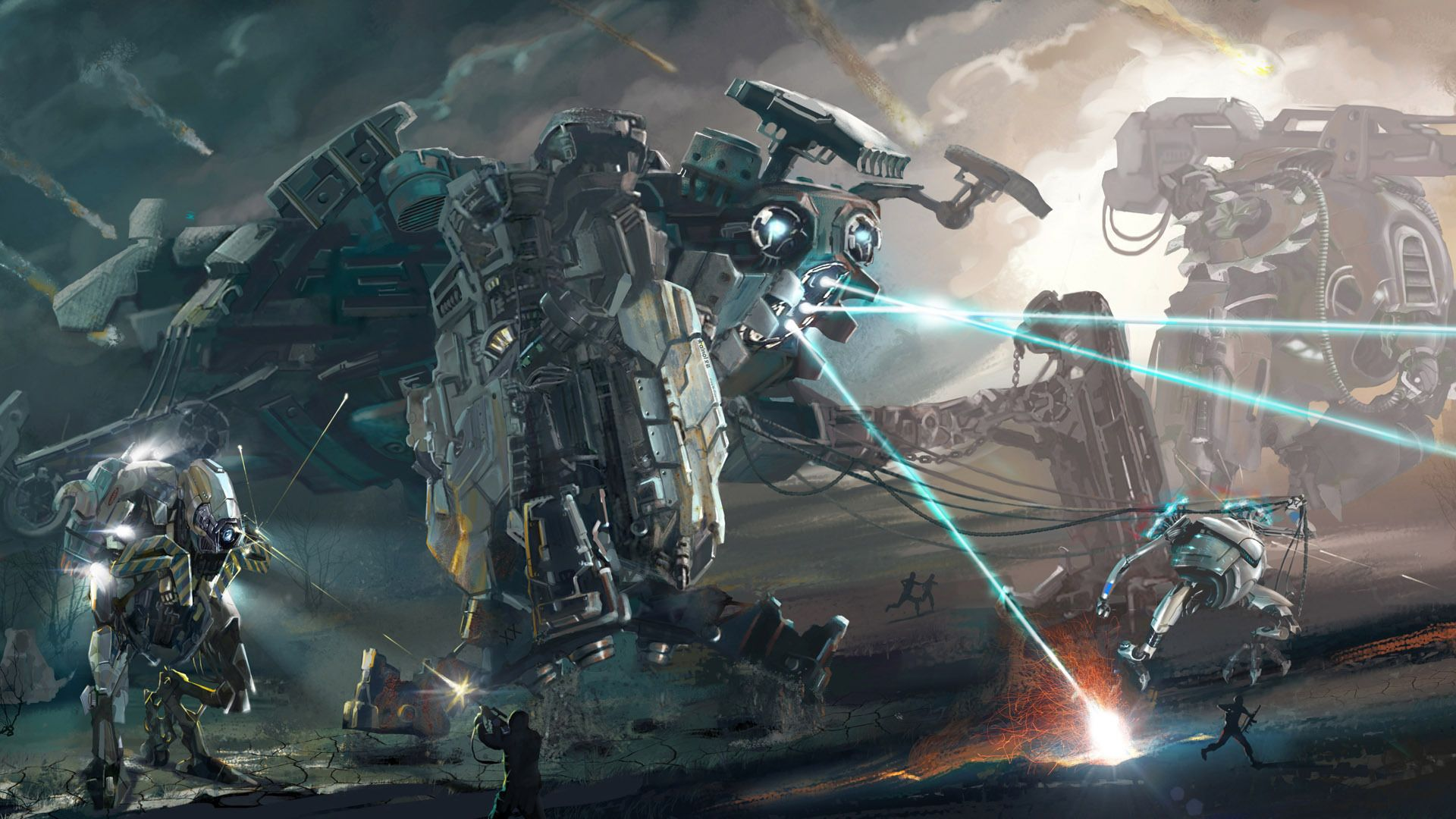 cool futuristic battlefield 17519 Check more at http://www.finewallpapers.eu/pin/23188/