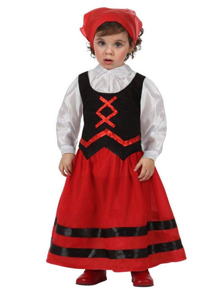 disfraz de pastora para nia disponible en vegaooes