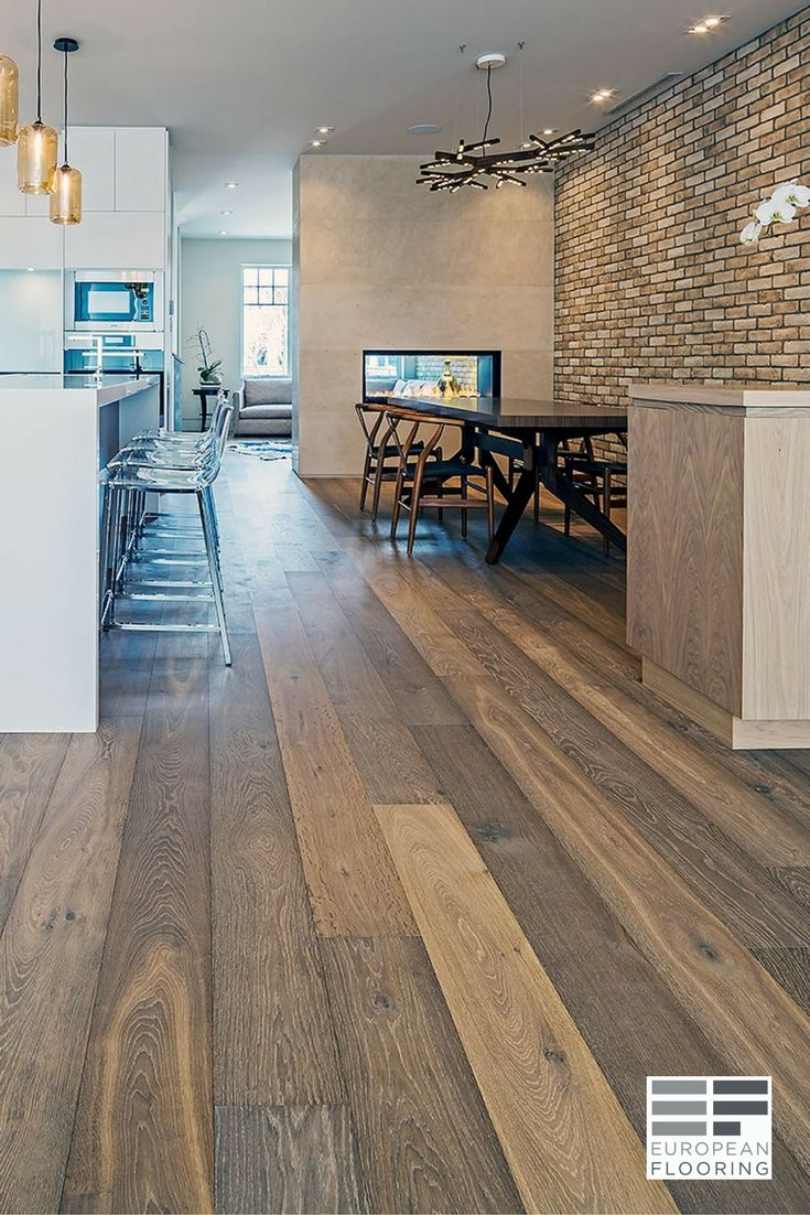 The Engineered Wood Floor Used For This Private Residence Is Atelier Collection Metz Designed By Verona Floors A