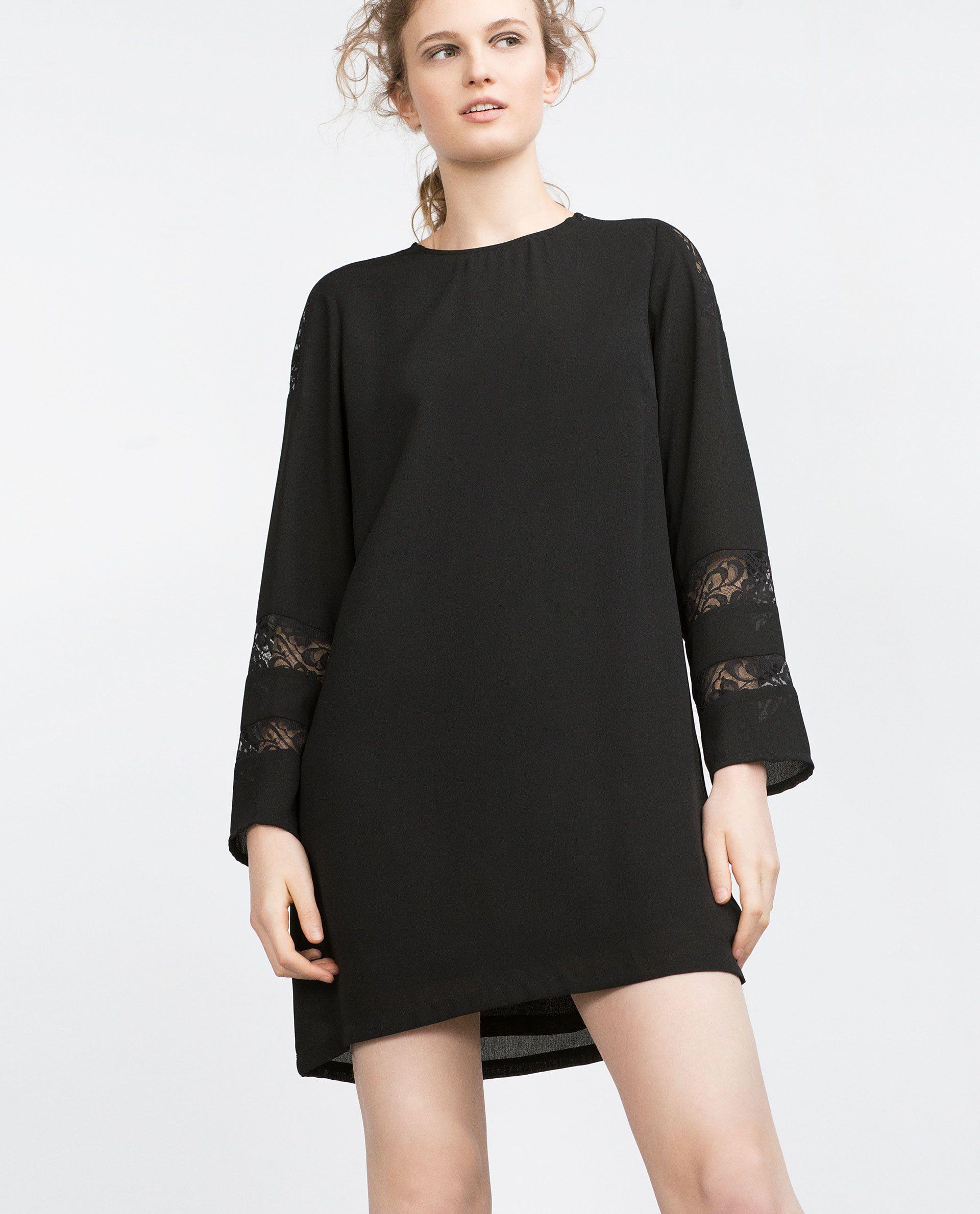 Vestidos moda 2016 zara