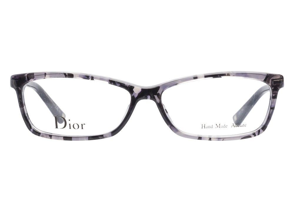 Christian Dior 3209 8G7 Grey Black eyeglasses. Get low ...