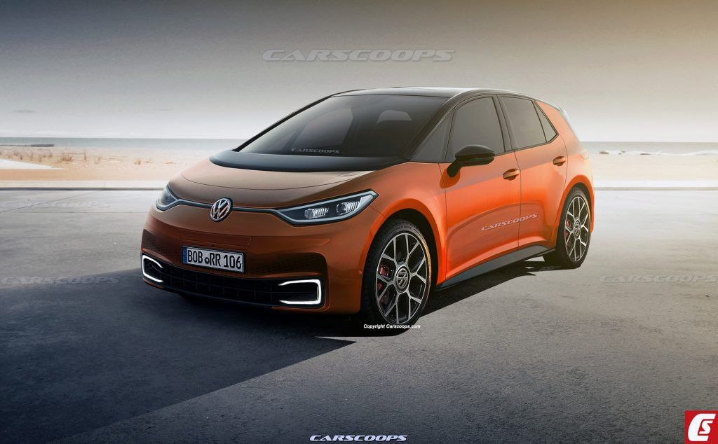 2020 Volkswagen I D Neo Ev Looks Range And Everything Else We Know