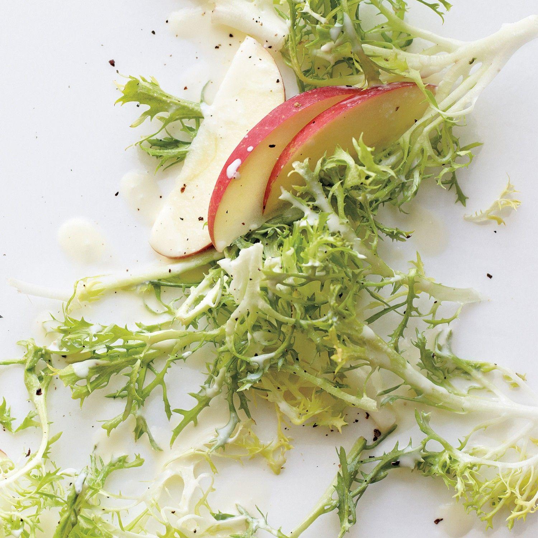Frisee and Apple Salad
