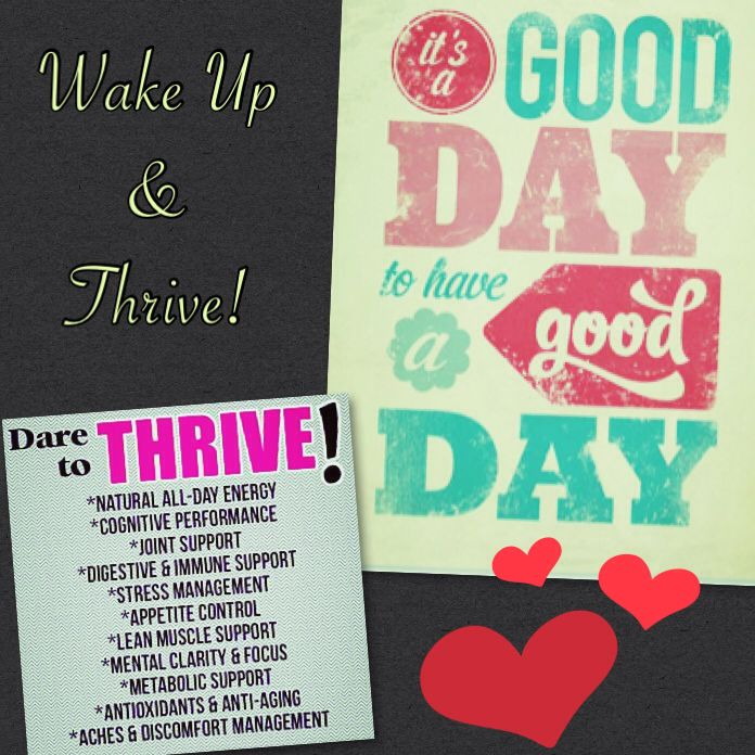 THRIVE by Le-Vel: The #1 health & wellness movement ...