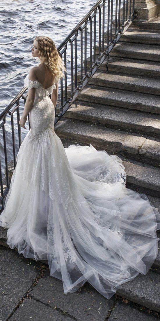 Lian Rokman Wedding Dresses 2018 & Fall 2017 | Vestidos de novia, De ...