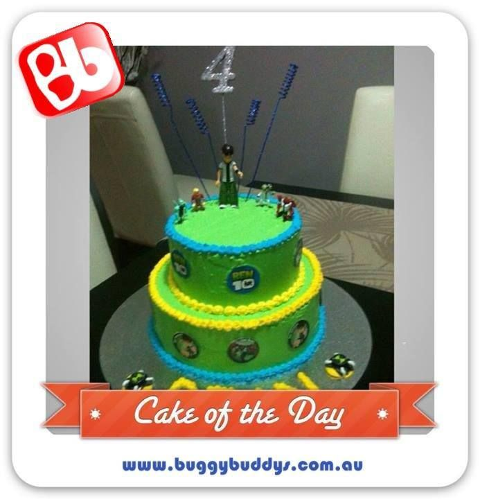 Ben 10 Birthday Cake For kids party ideas in Perth WA see the