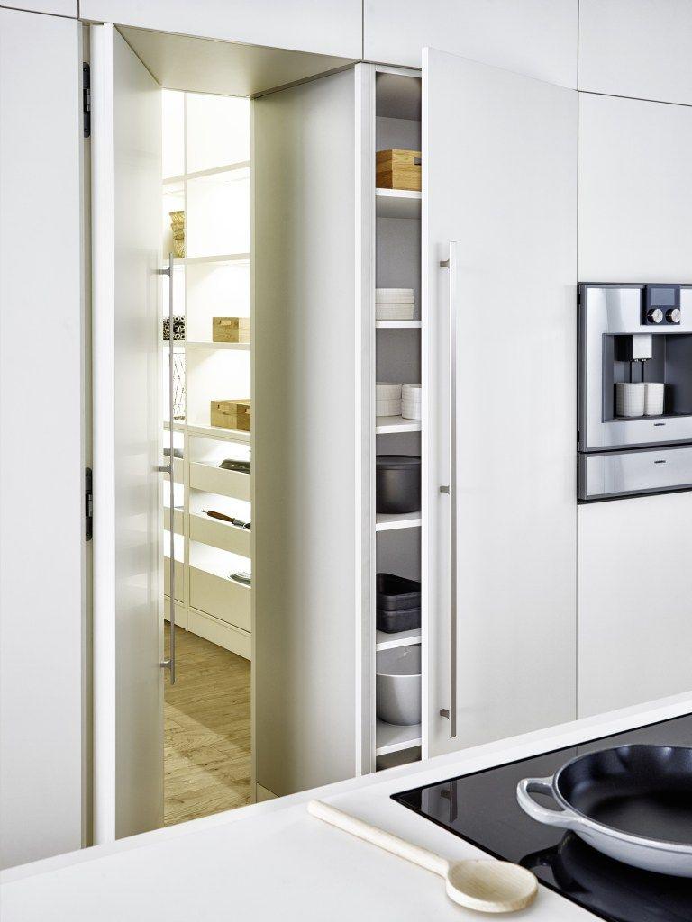 Photo of Durch den Küchenschrank in die Speisekammer: Küche und Hausw