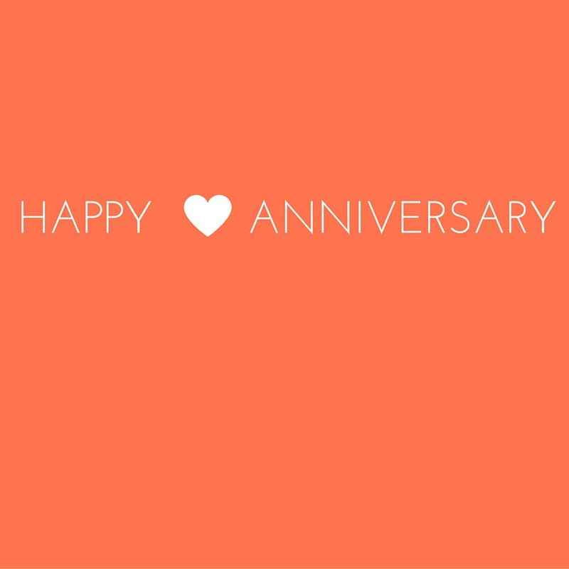 Happy Anniversary Card to send on facebook to your husband or wife - anniversary printable cards