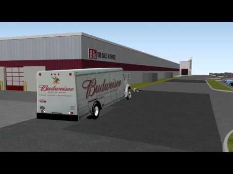 Pedestrian Truck Accident Animation - YouTube   trucks   Pinterest ...