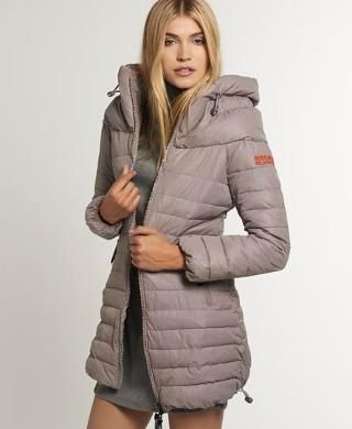 Shop Superdry Womens Tall Wind Climber in Grey Marl. Buy now with free  delivery from the Official Superdry Store.