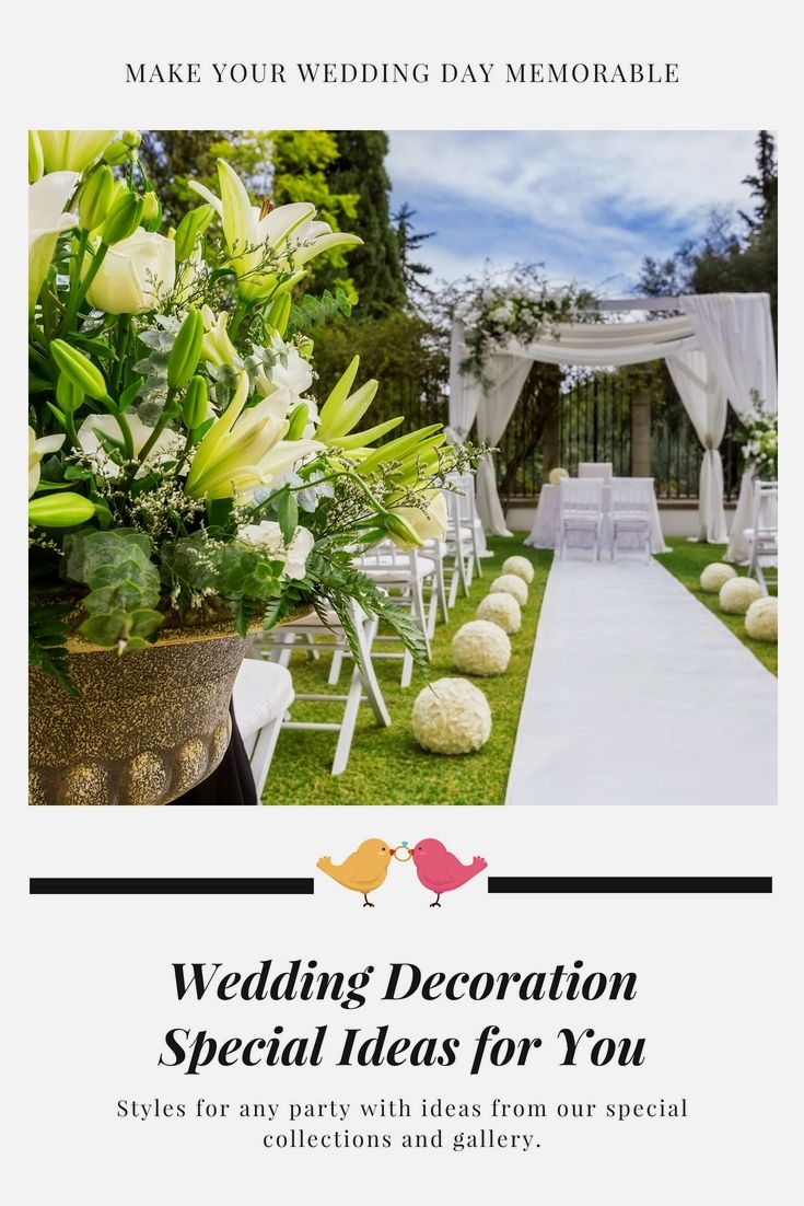 Unique wedding decoration ideas  Unique Wedding Decorations Ideas Collections  Great And Affordable
