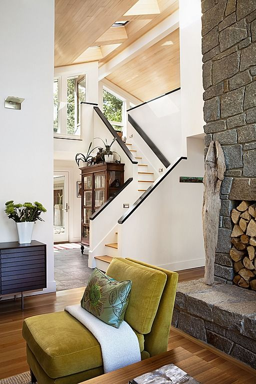 Best Contemporary Staircase Found On Zillow Digs What Do You 400 x 300