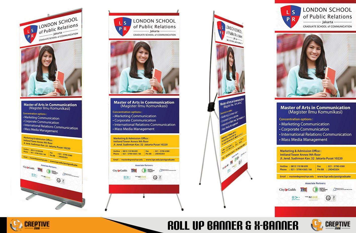 Contoh Desain Banner Sekolahan Contoh Desain Banner Banner