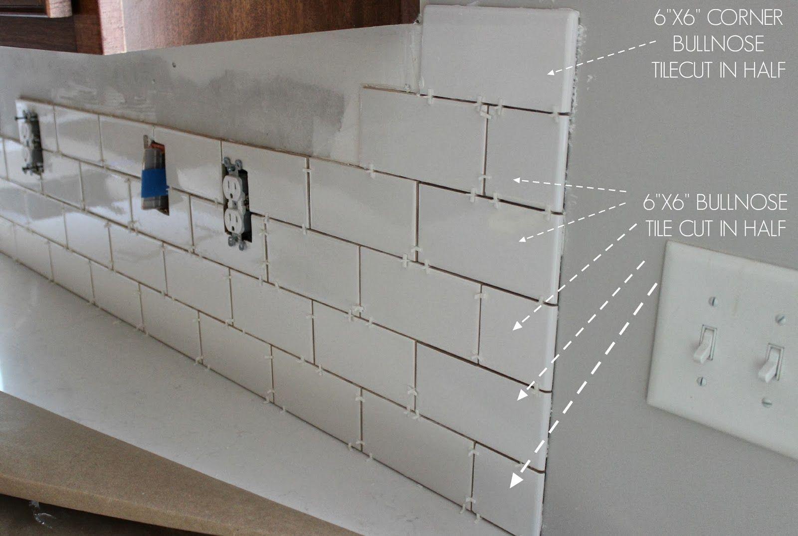 - Kitchen Chronicles: A DIY Subway Tile Backsplash, Part 1 Subway