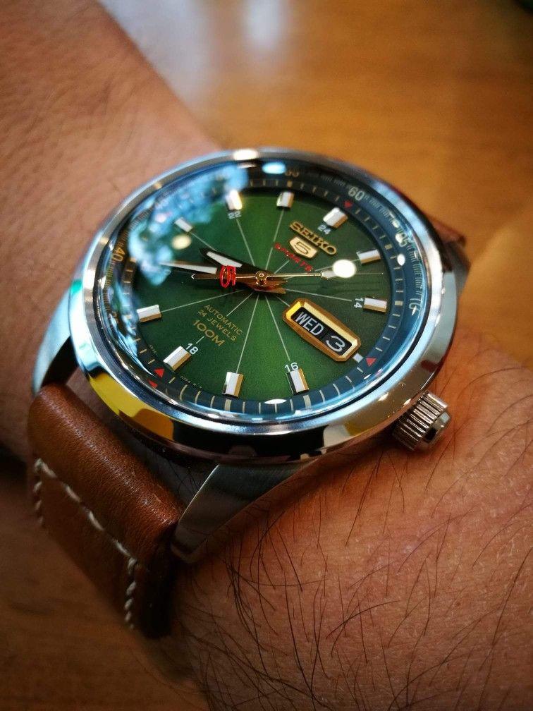f8a590d3664 Seiko SRP409J1 Melhores Relógios
