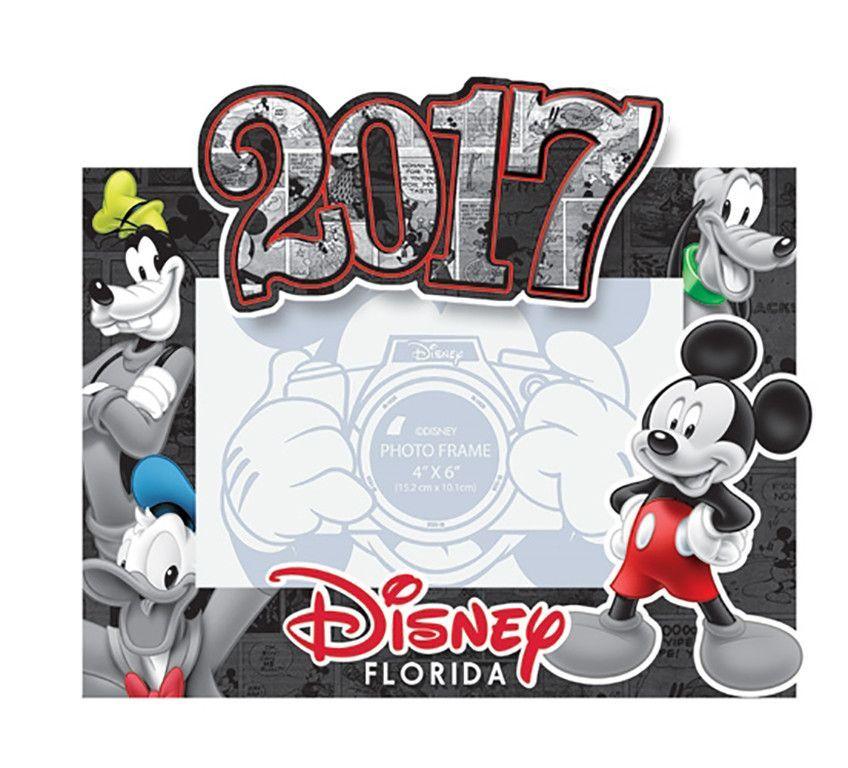 Bonito Foto Disney Marcos De 4x6 Ilustración - Ideas Personalizadas ...