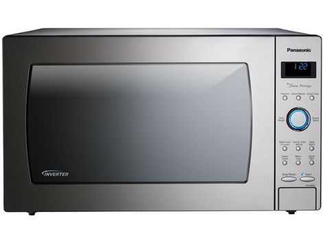 Panasonic Nn Se982s Large Microwave Consumer Reports Top Pick