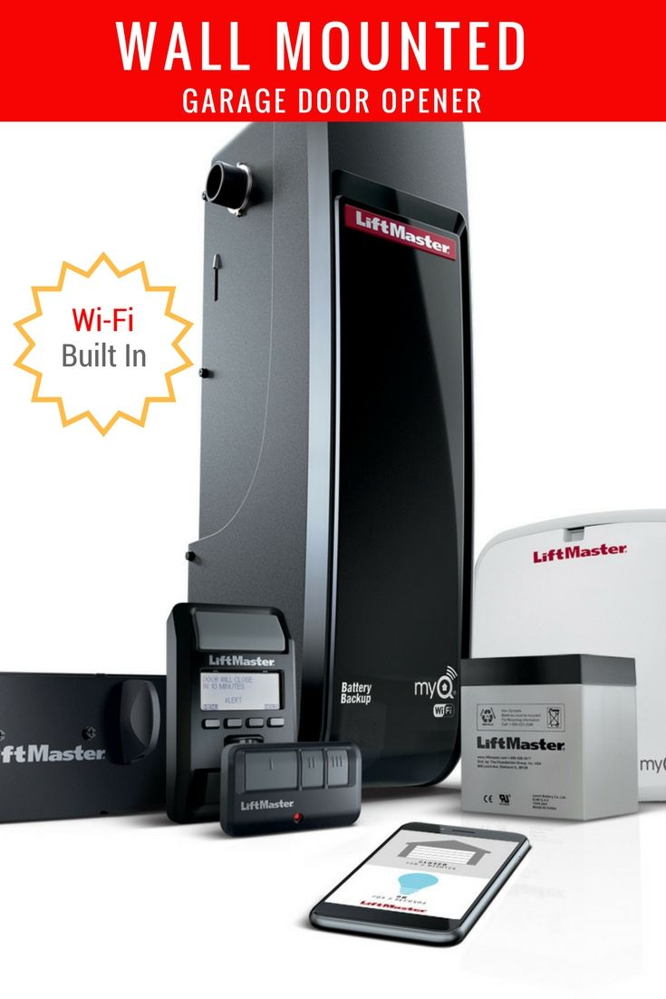 Garage Doors Unlimited Has The Newest Opener From Liftmaster This