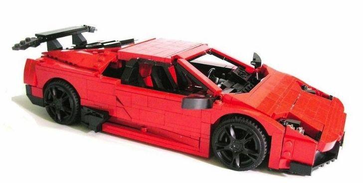 5302012 Lego Lamborghini Murcielago Lp670 4 Sv Photo Of The Day