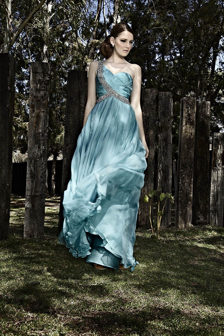 Vestidos para boda de dia jardin